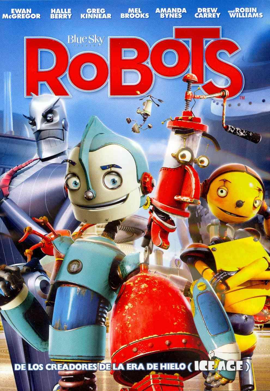 ROBOTS BY ABDUL,PAULA (DVD)